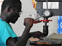 El taller se muda en Puerto Príncipe